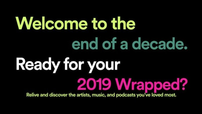 spotify wrapped 2019 - photo #7