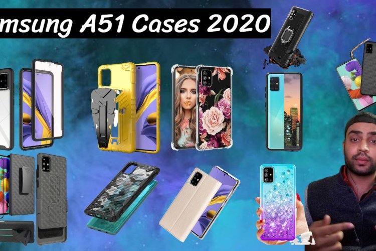 Samsung A51 Cases
