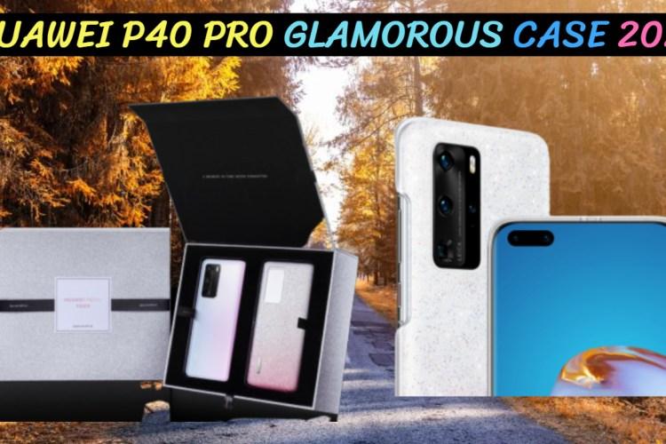 Huawei P40 Pro Glamorous Case 2020