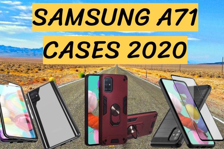 Top 10 Samsung A71 Cases