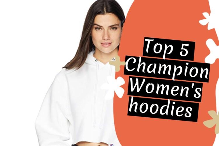 Champion Women's hoodies