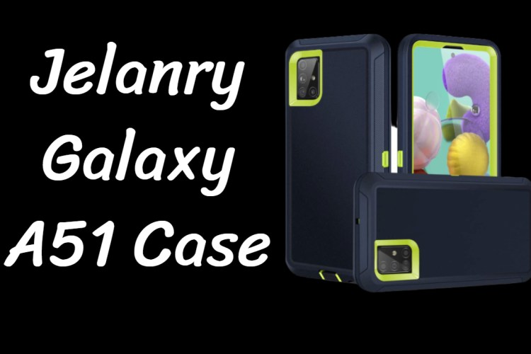 Jelanry Galaxy A51 Case