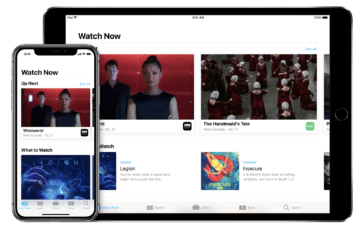 Apple streaming Video Service