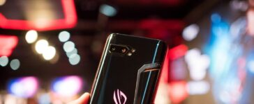 Asus ROG Phone 2: Smartphone gaming dùng Snapdragon 855 Plus, pin 6.000mAh