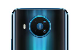 HMD Global ra mắt Nokia 8.3 5G dùng Snapdragon 765G, 4 camera ZEISS
