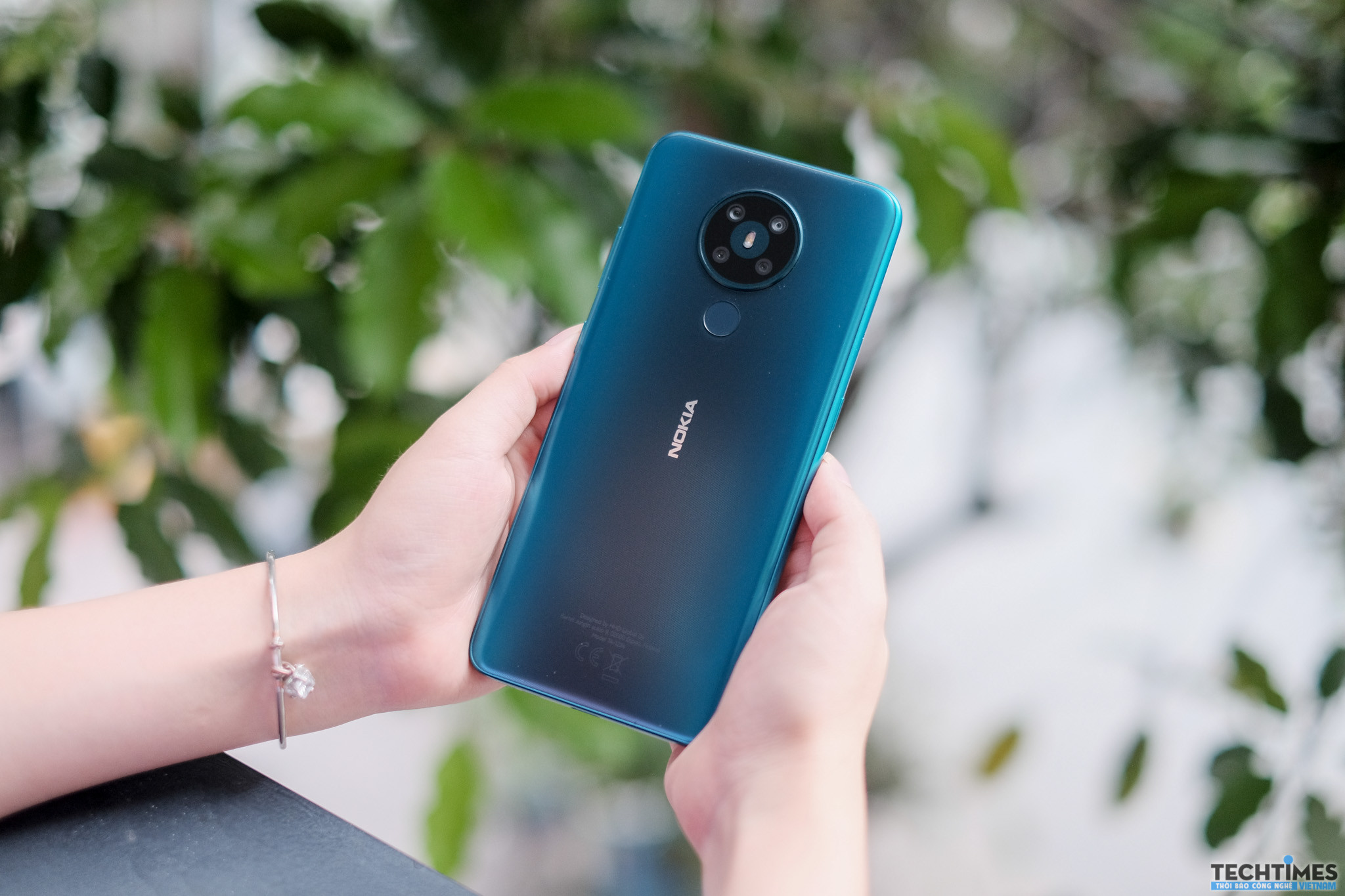Review Nokia 5.3: beautiful design, smooth operating system