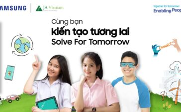 Solve For Tomorrow