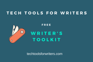 Free Writer's Toolkit!