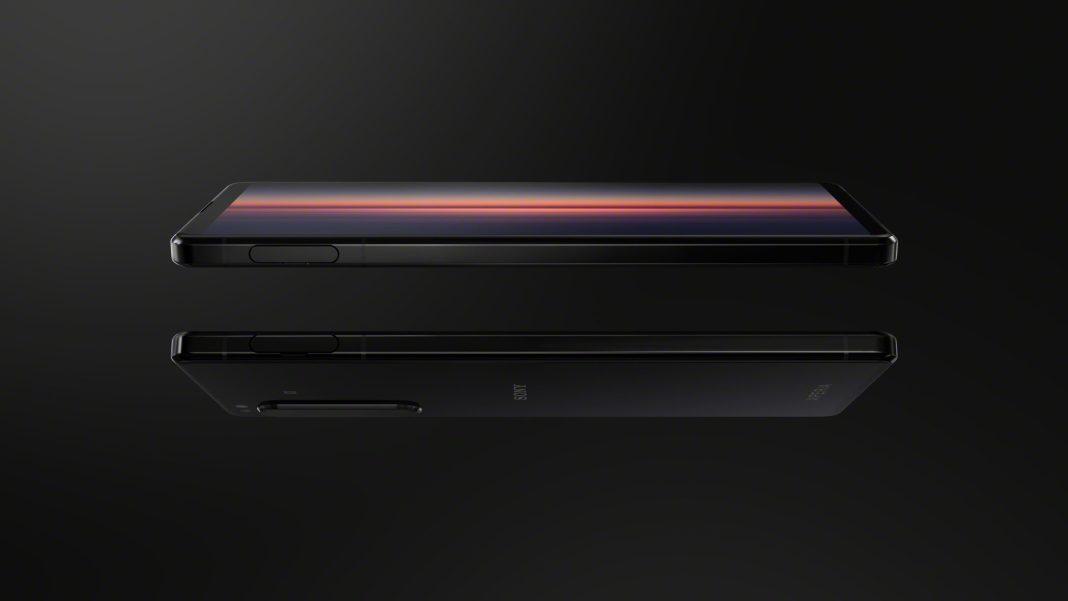 Xperia 1 II Black_Design double (Foto: Sony)