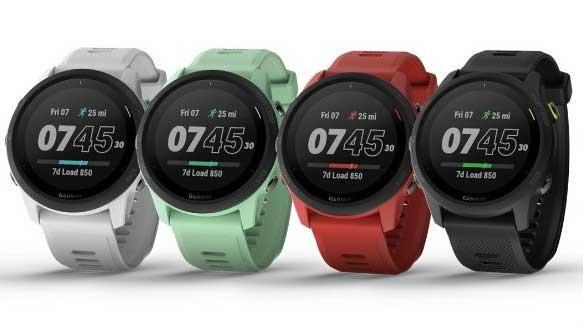 Garmin Forerunner 745 GPS Running Watch now available on Amazon