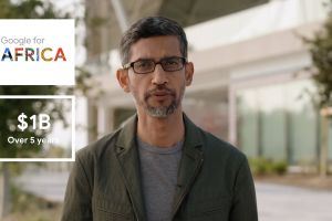 Google CEO Sundar Pichai on digital transformation in Africa