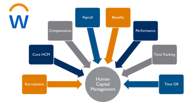 Introduction to Workday HCM and Financial Management Solutions, what is workday hcm, Workday Personnel Management Solution, workday financial management solutions, Human Capital Management Solutions for Workday ,