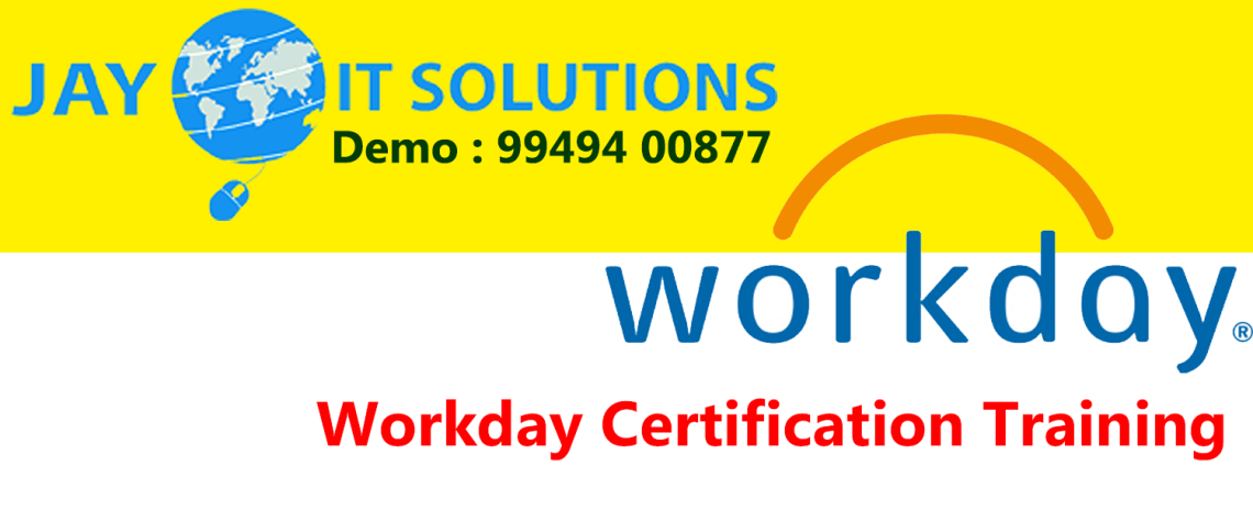 Workday Training in Hyderabad