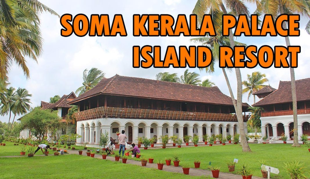Soma Kerala Palace Heritage Lake Resort