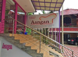 Aangan Down Town Restaurant