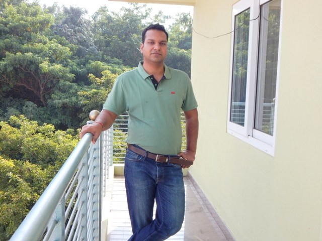 Mr Nitin Agrawal Co-Founder CEO Funstay