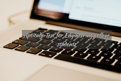 Kerala Public Service Commission Online Aptitude Test For Engineering College students