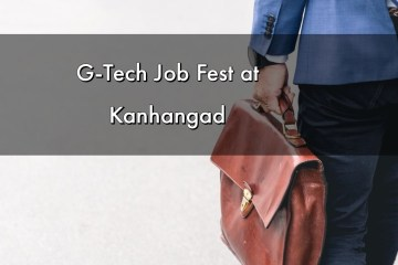 G-Tech Mega Job Fair at Kanhangad