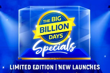 Flipkart Big Billion Days starts on September 29th