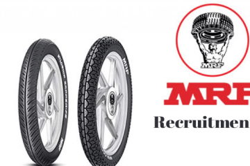MRF Tyres Campus Recruitment – 2021