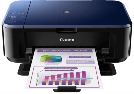 Canon E560 printer
