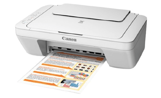 Canon MG2570 Multi-Function InkJet Printer