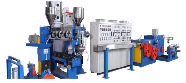 Full Extruder Machine