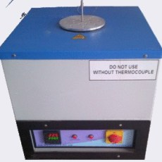 Thermal Stability test apparatus-3