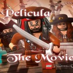 LEGO La Pelicula Piratas del Caribe Saga Completa The Movie LEGO 1080p Full HD