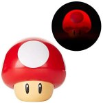 Paladone Nintendo Officially Licensed Merchandise -Toad Mushroom Table Lamp – Night Light