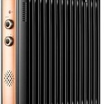 Heaters Indoor Portable Electric for Large Space – Freestanding Oil Filled Radiator Heater 24hr Timer Remote Oil Filled Radiator Full Room Heater with Tip Over Overheat Protection,2000w