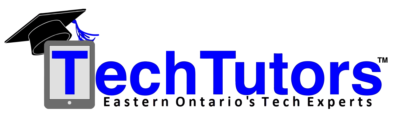 TechTutors - Eastern Ontario's Tech Experts