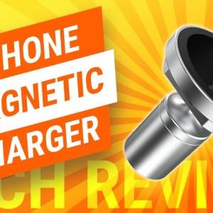 JoyTutus 15W Apple Magnetic Car Charger