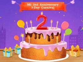 Mi Anniversary