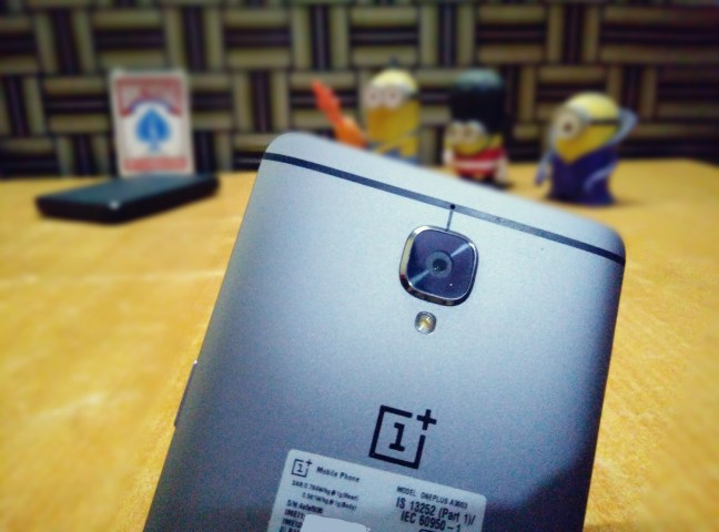 OnePlus3 Camera Review
