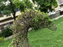 Horse (Bokeh)