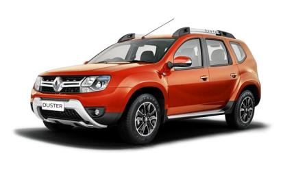 Renault Duster most popular SUV cars