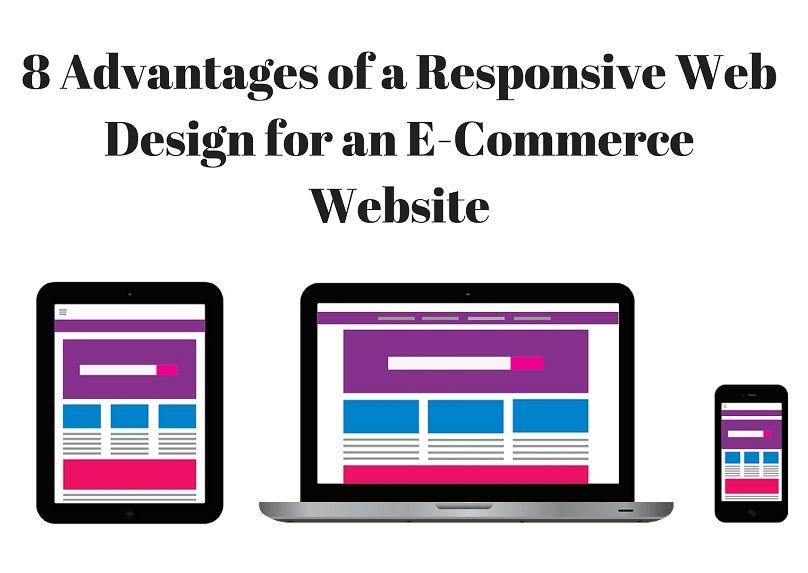 Responsive E-Commerce Web Design
