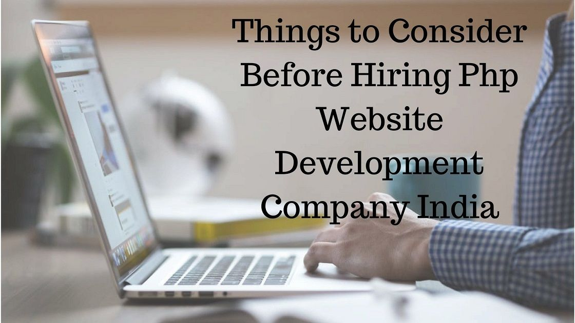 Php Website Development Company India