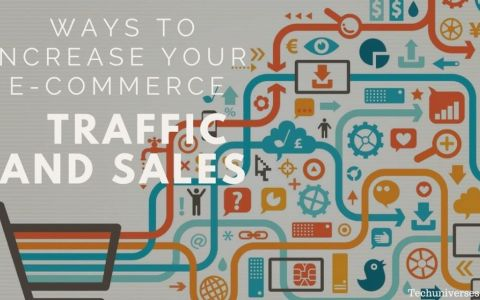 increase ecommerce traffic
