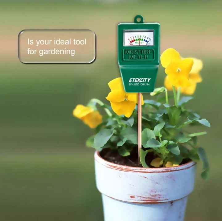 Etekcity Indoor/Outdoor Soil Moisture Sensor Meter
