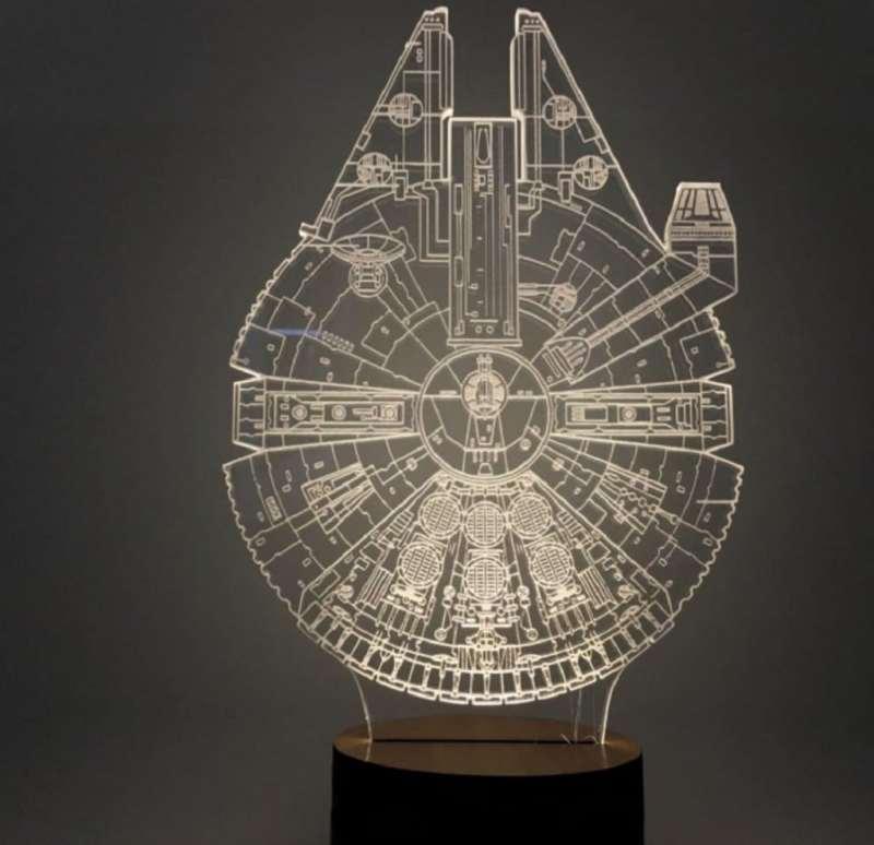 star wars lamp