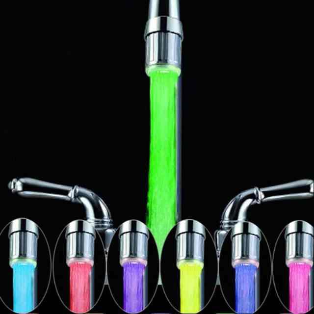 Light Faucet