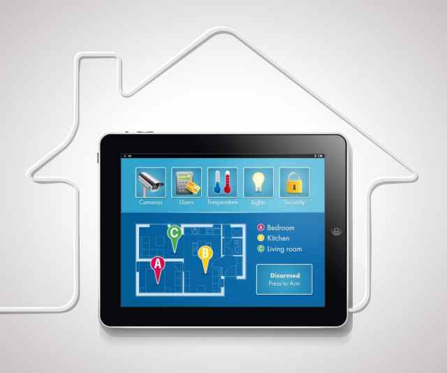 Control smart house