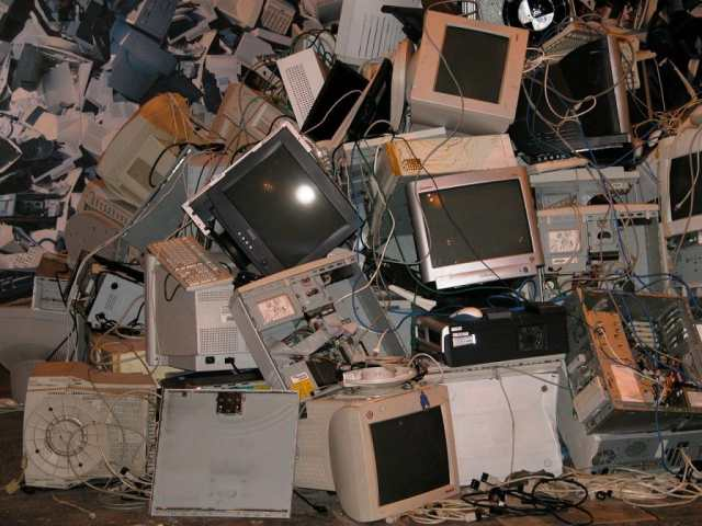 Sell or Recycle Old Electronics