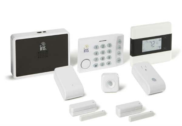 Iris DIY home automation systems