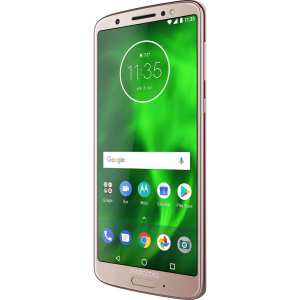6e37e5c01 You can capture and learn more about the world around you with the Moto G6  32 GB smartphone from Motorola. With the Moto G6