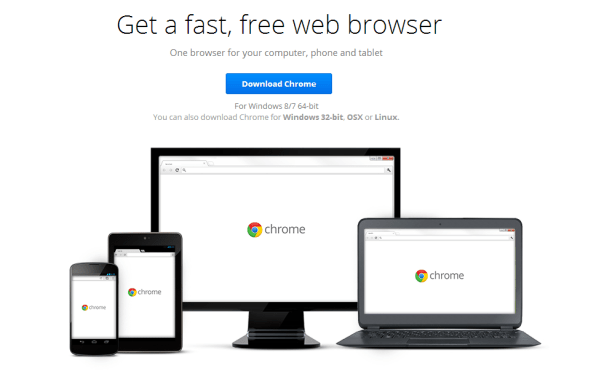 download chrome 64 bit installer windows