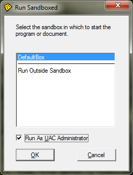 run-in-sandbox