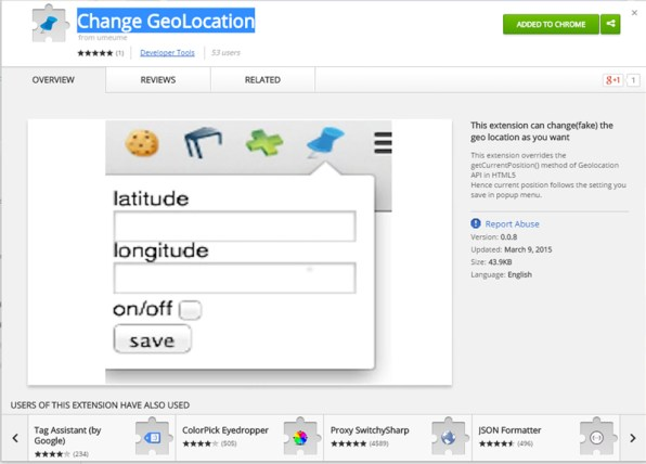 change-geolocation-extension-for-google-chrome-fake-location